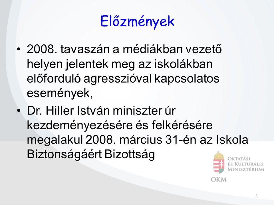 2 Előzmények 2008.