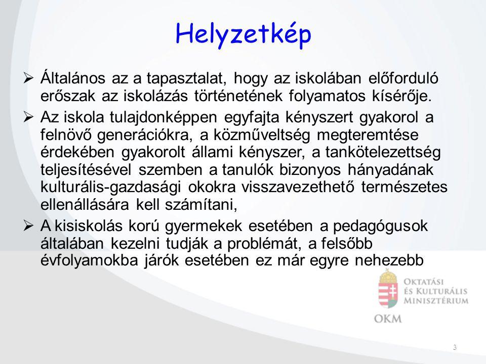 24 A partnerek bevonása ISzülők (család) ISzülői szervezet(ek) IDiák szervezetek IIskola-egészségügyi szolgálat INevelési tanácsadó IPszichológus IGyermekjóléti szolgálat ICivil szervezetek ISzakmai szervezetek IRendvédelmi szervek
