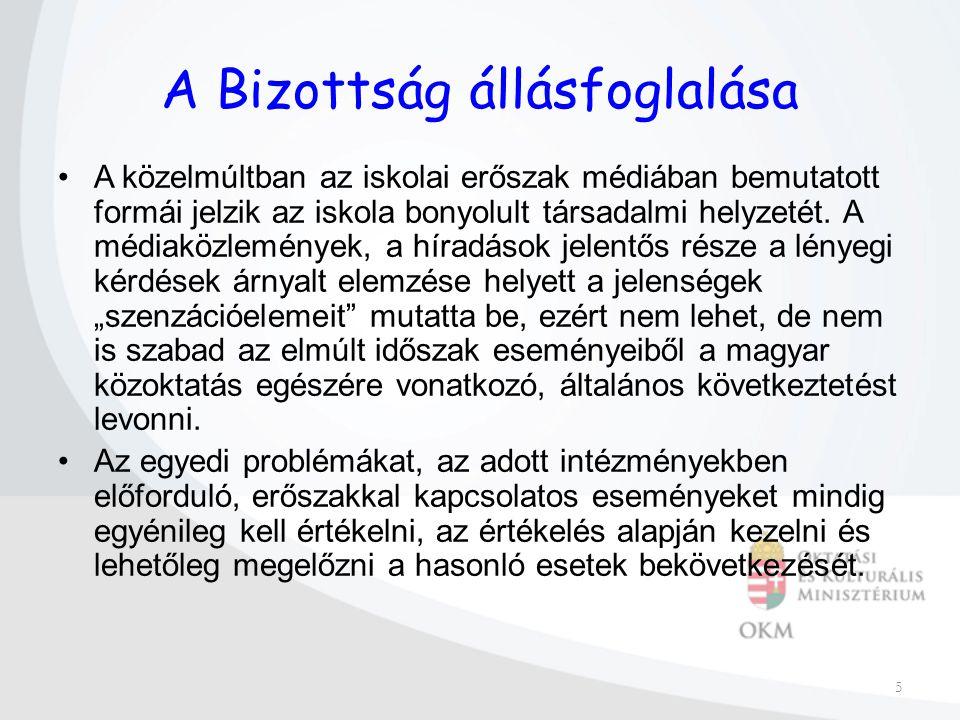 26 Köszönöm a figyelmüket simonyi.istvan@okm.gov.hu
