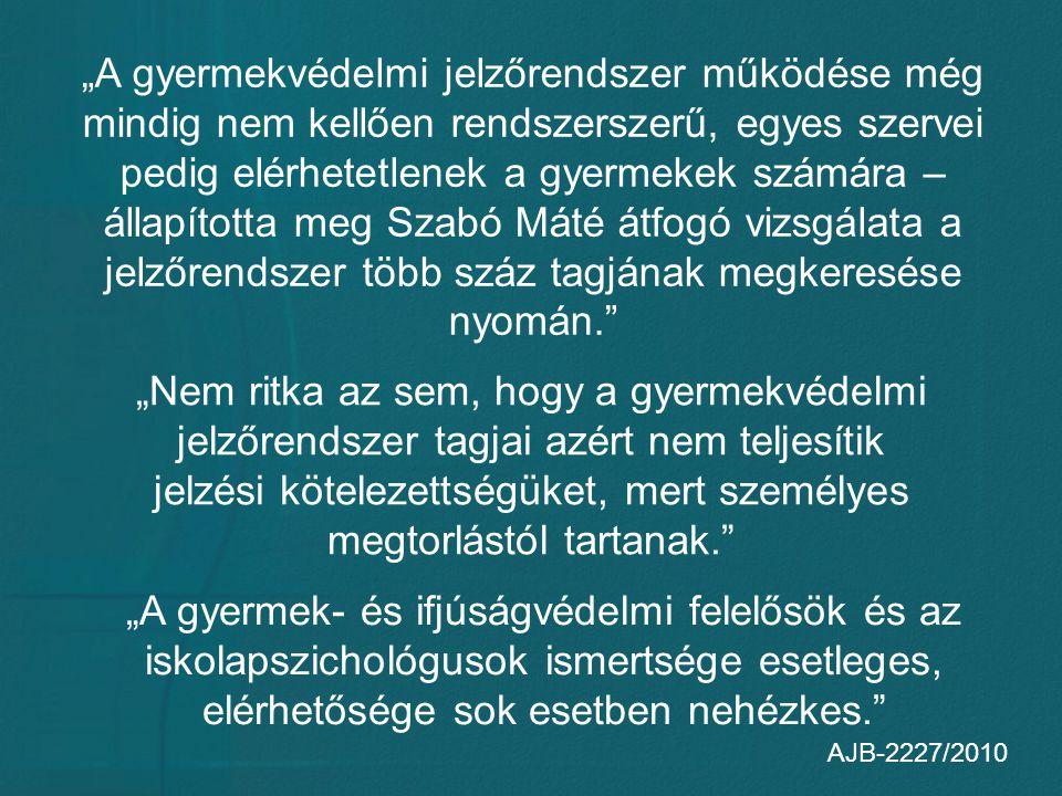 Rövid gyermekvédelem történet Karitativitás: egyház, szervezetek, egyesületek 20.