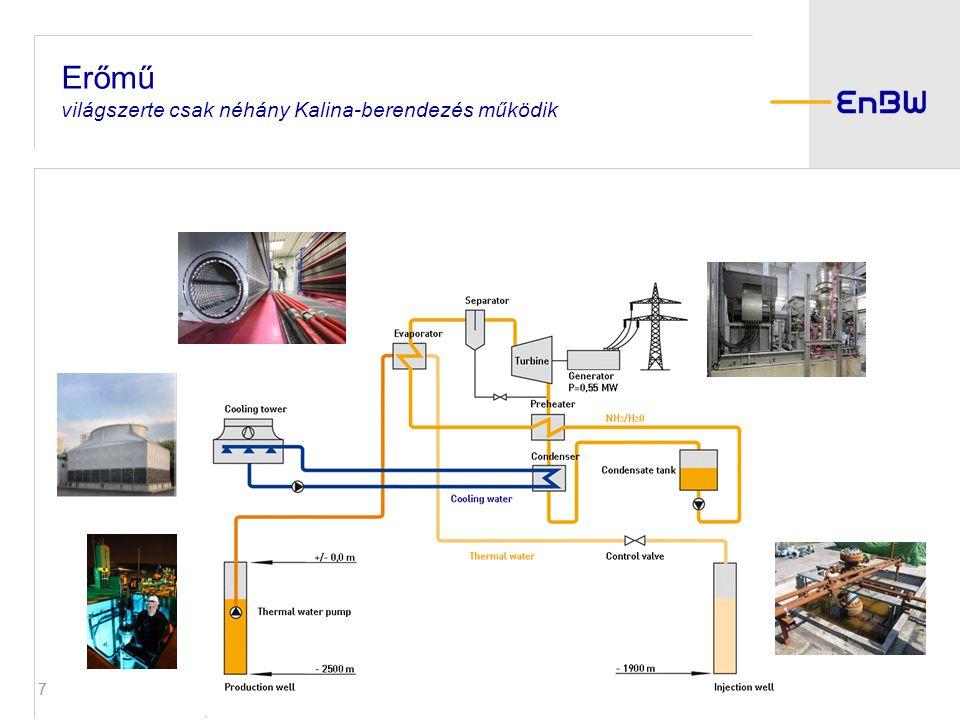 """Az áramnyerés """"hideg oldala A környezeti adottságok befolyása a teljesítményre Nedves hűtőtorony"""