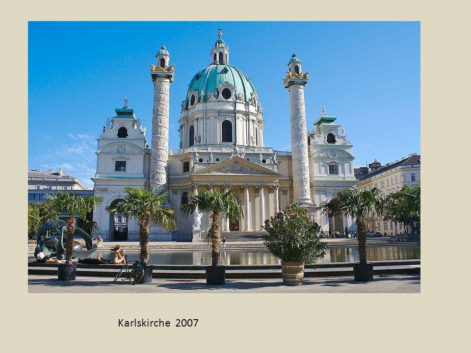 Karlskirche 2007
