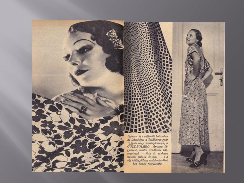  Kontinentális blokád hatásai  Visszacsatolt területek textiliparának helyzete  1941-től pamut pótlására kotinin  Új gépek, eljárások  1942.
