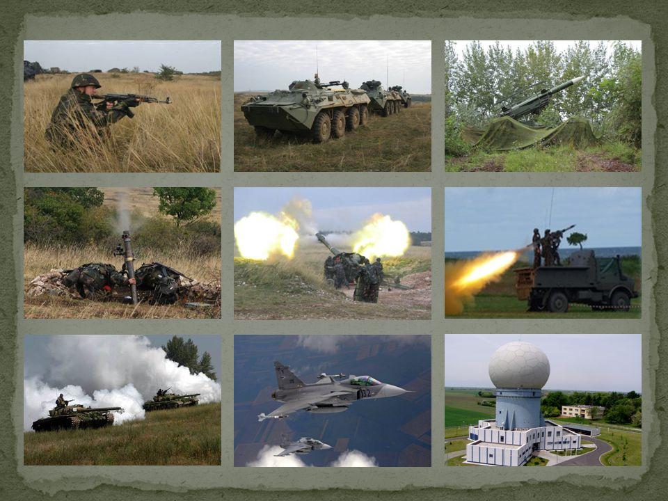 Katonai kötelékek (Személy)KezelőszemélyzetRaj Szakasz SzakaszSzázad Zászlóalj Zászlóalj Ezred Ezred Dandár Dandár (Hadosztály) (Hadosztály) (Hadtest) (Hadtest) (Hadsereg Hadseregcsoport) (Hadsereg Hadseregcsoport) 3-8 3-5 3-5 Azonoselemek Különbözőelemek