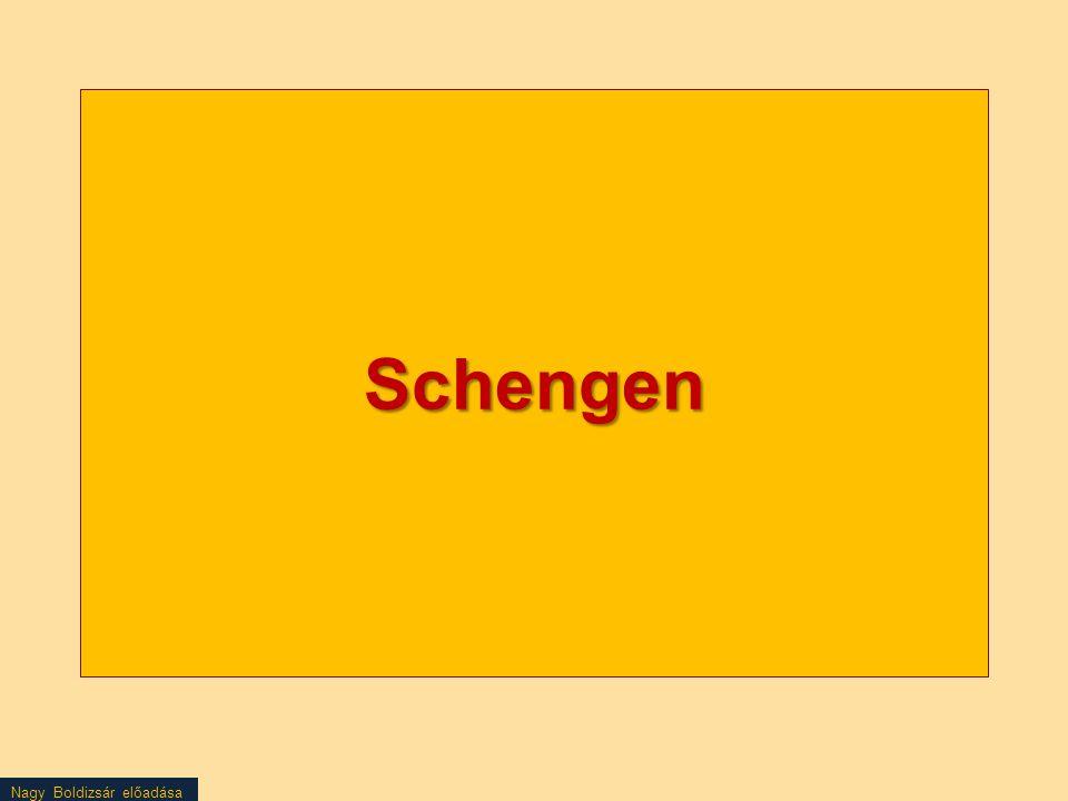 SCHENGEN I.