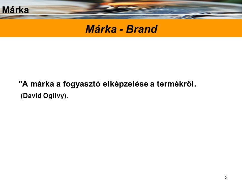 Márka 3 Márka - Brand