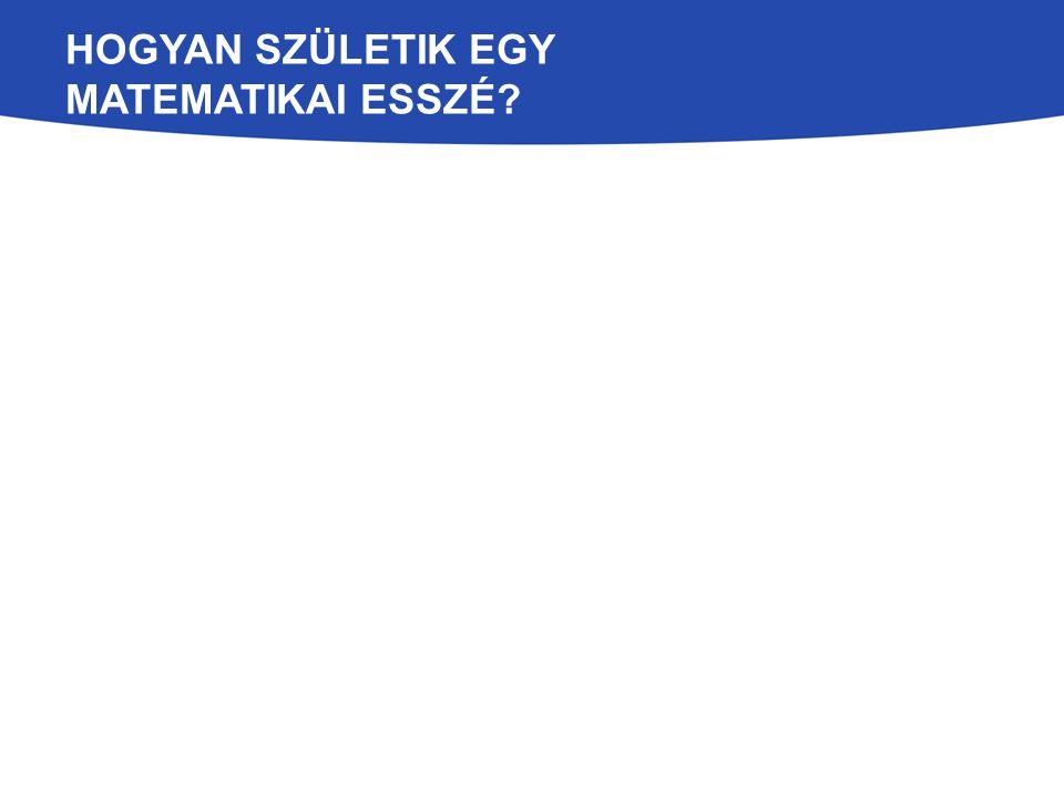 Alkalom Ezt már sokadszor, örömmel szolgáltatja a Szegedi Tudományegyetem Bolyai Intézete.