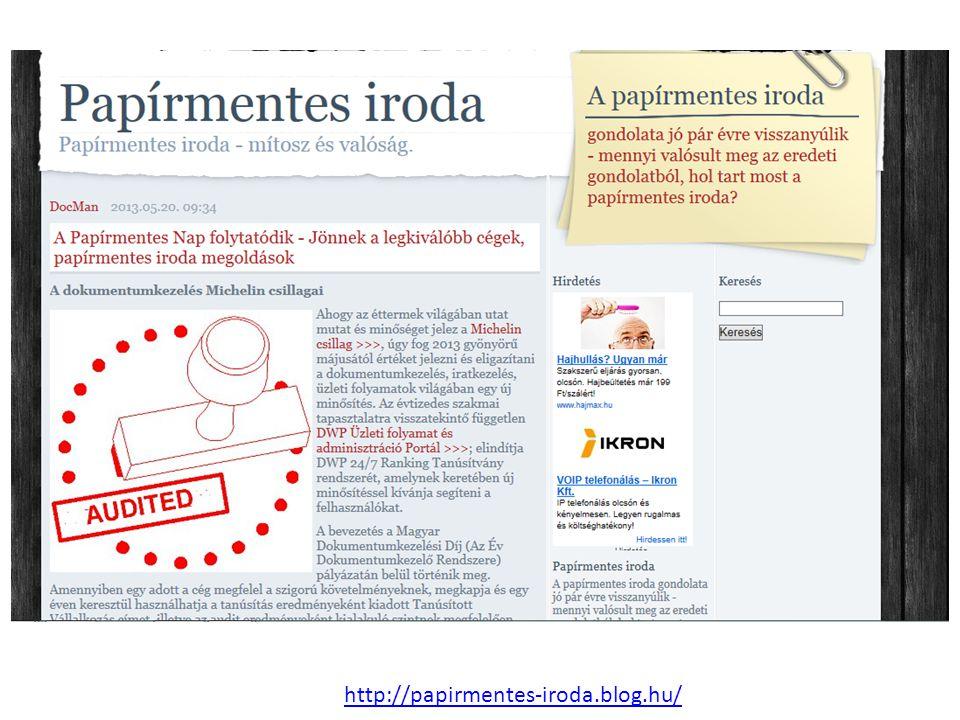 http://papirmentes-iroda.blog.hu/