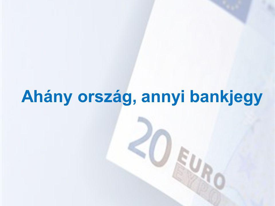 Ahány ország, annyi bankjegy