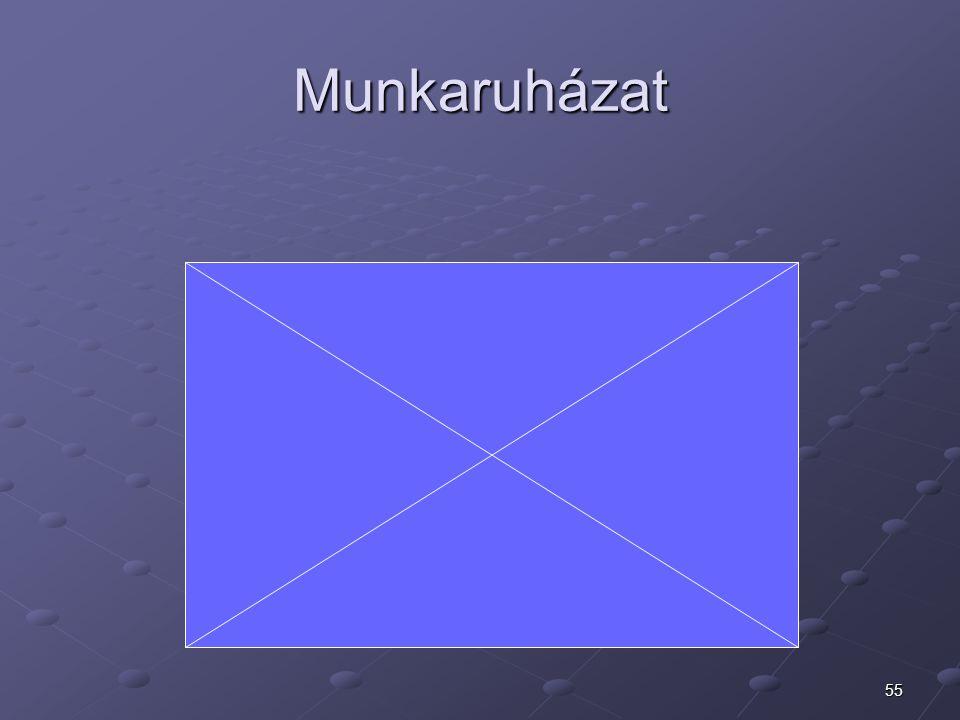 55 Munkaruházat