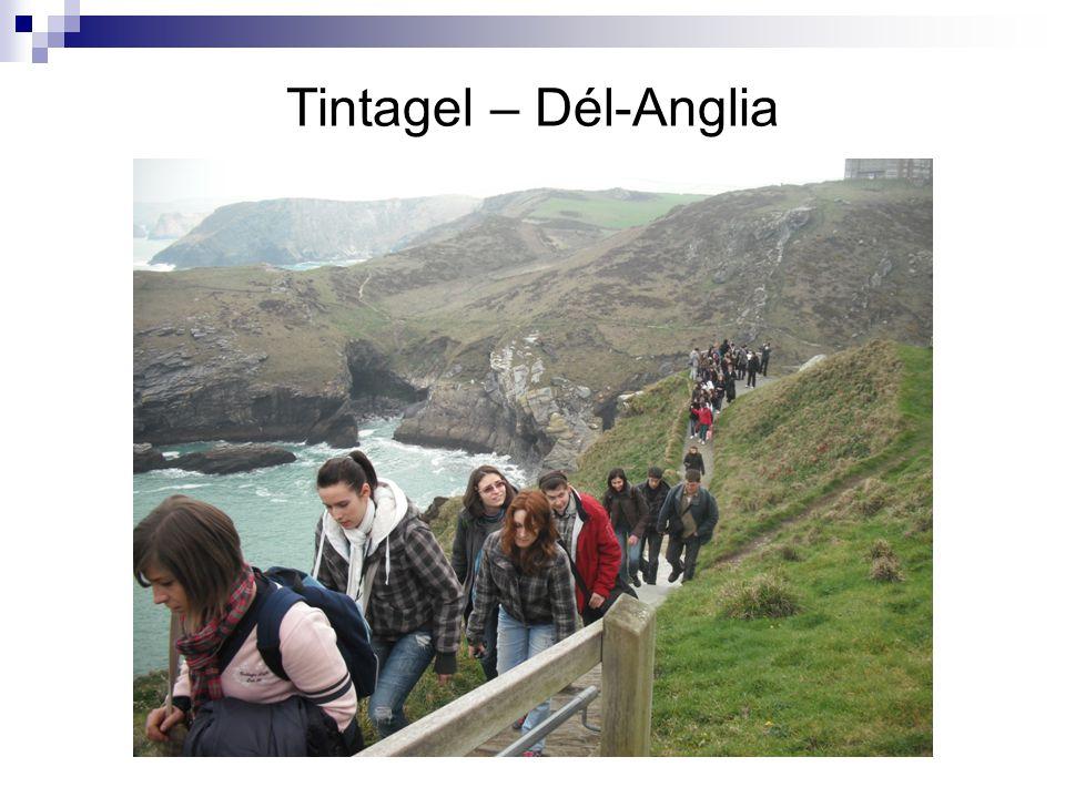 Tintagel – Dél-Anglia