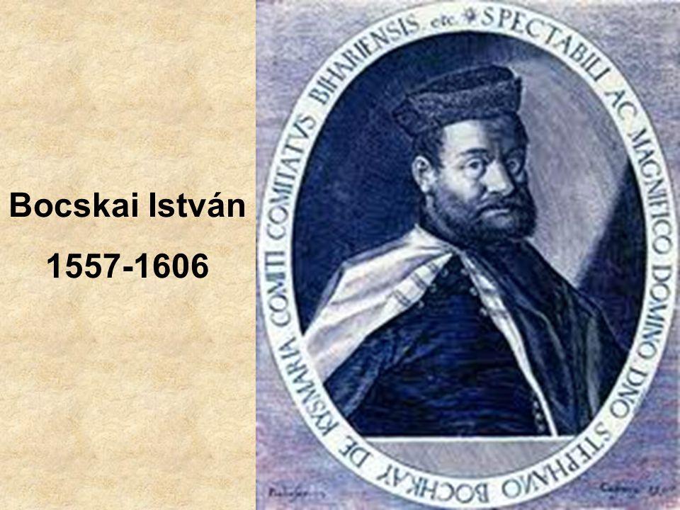 Bocskai István 1557-1606