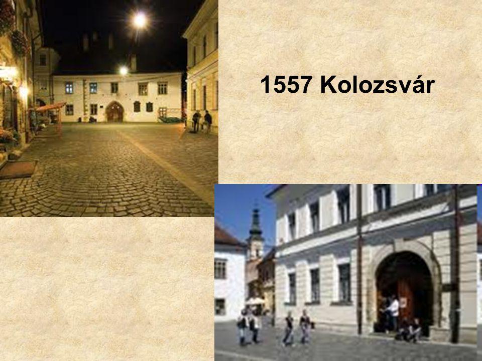 1557 Kolozsvár