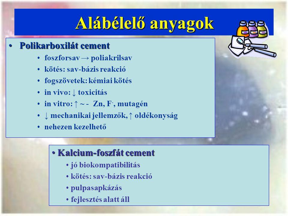 Tejfogak - Amalgám
