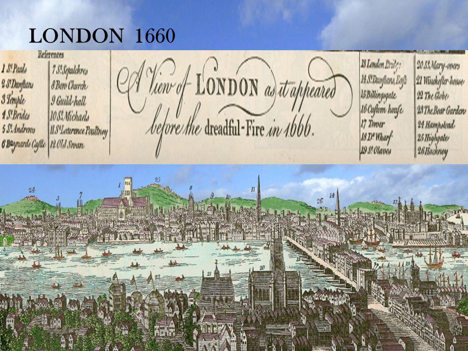 LONDON 1660
