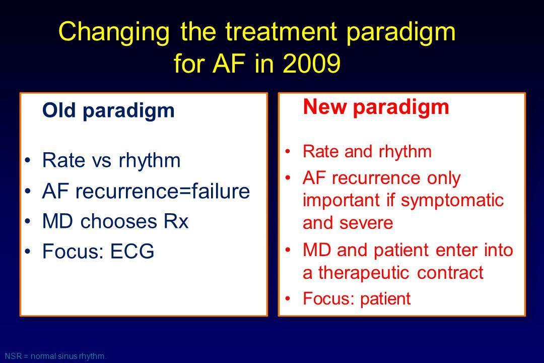 Új gyógyszerek  Dofetilid – SAFIRE –D trial – SR fenntartás 1 év: 58% vs placebo 25% - 70% -os konverziós ráta  Dronedarone – DAFNE – 800 mg/nap effektív és biztonságos a PF megelőzésében  Ibutilide – csak iv.