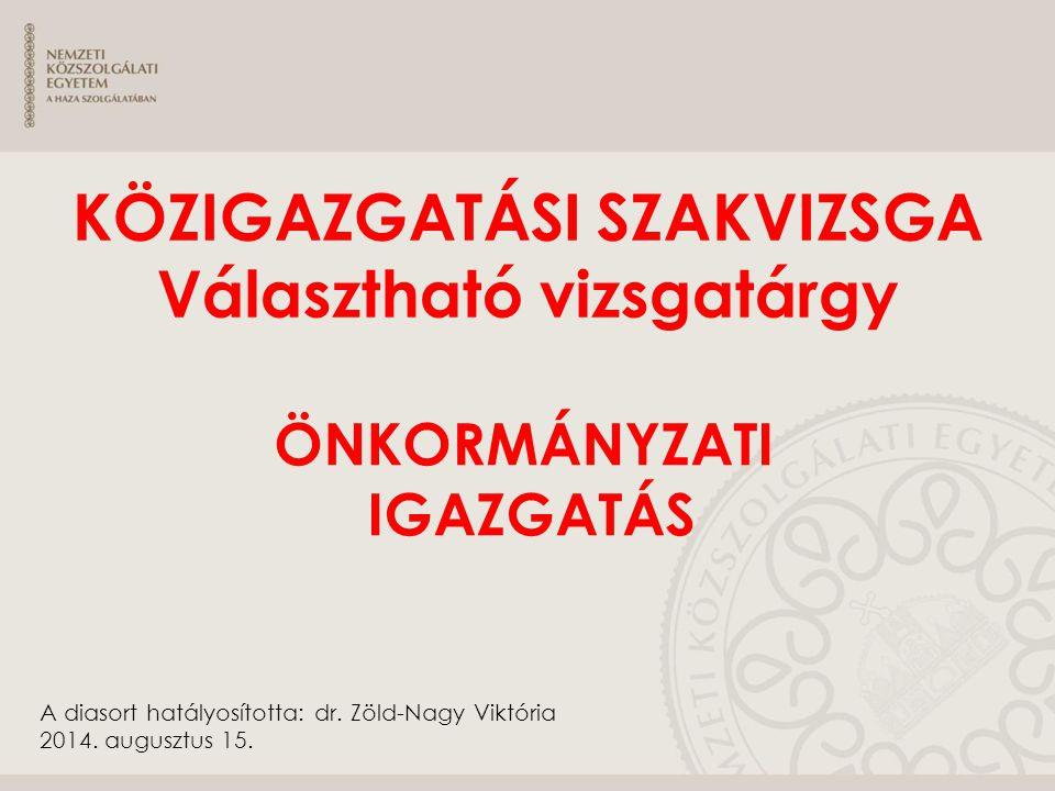 Törvényességi felügyelet Magyarországon  Tartalma  Eljárása  Szervezete Törvényességi ellenőrzés/felügyelet Európában  Törvényességi ellenőrzés – törvényességi felügyelet  Dél-európai országok  Osztrák  Német  Francia  Román  Skandináv modell