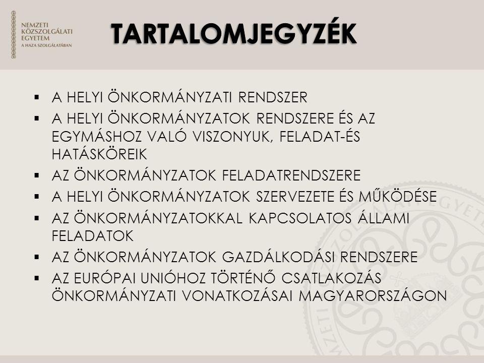 BelsőKülső Jegyző Belső ellenőr Könyvvizsgáló* Pénzügyi bizottság Magyar Államkincstár Állami Számvevőszék