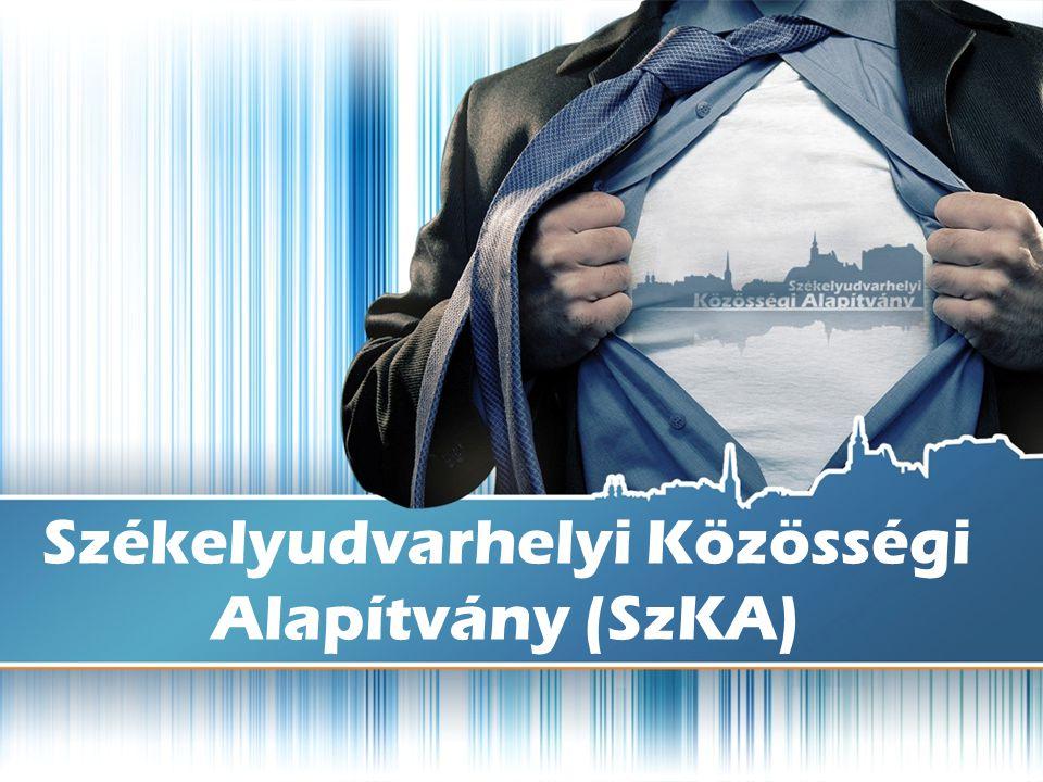 Székelyudvarhelyi Közösségi Alapítvány (SzKA)