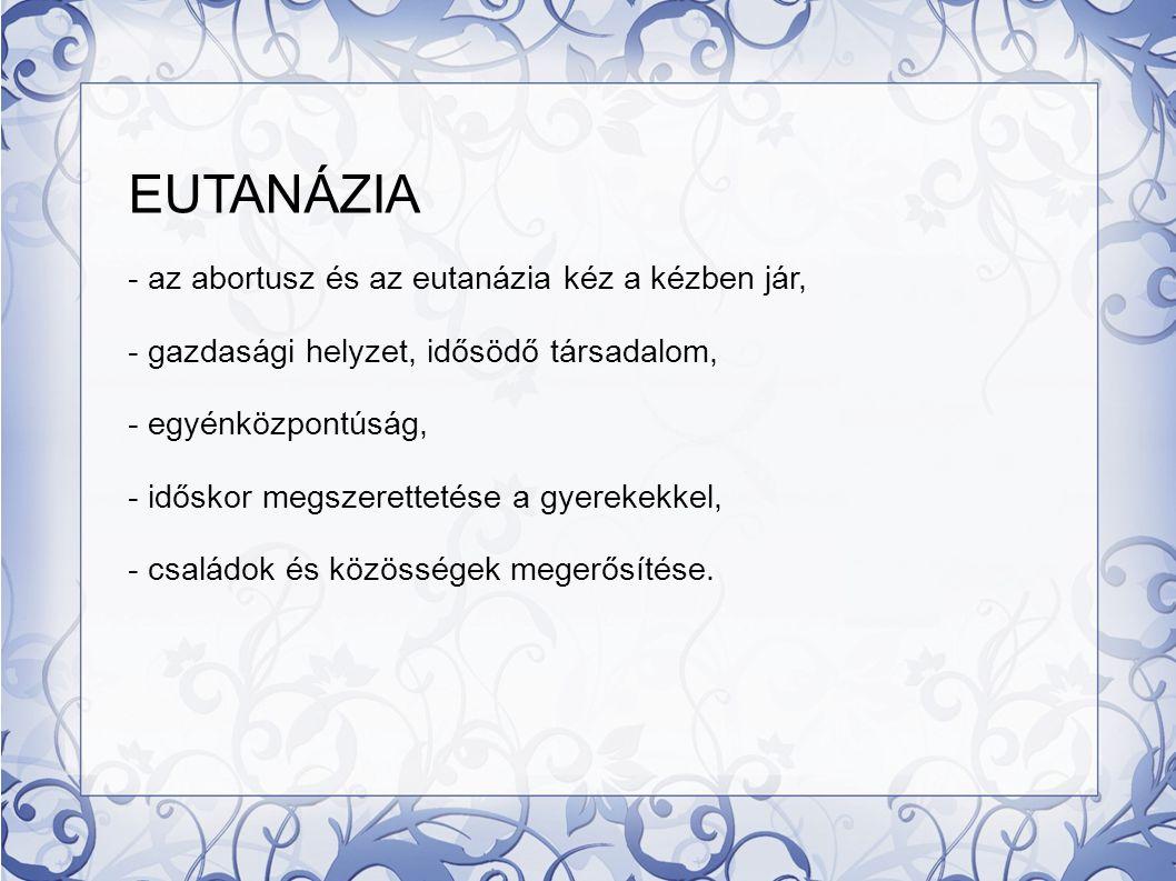 GENDER - program alapján (Yogyakarta elvek), - a család intézményének rombolása: döntés és nem érzelem, - LMBTQIA közösség: Leszbikus, Meleg, Biszexuális, Trasznemű, Queer, Interszex, Ally (vagy aszexuális) - nem genetikai eredetű, terápiával megváltoztatható - életstílus: érzelem – cselekedet - veszély a tinédzser korban