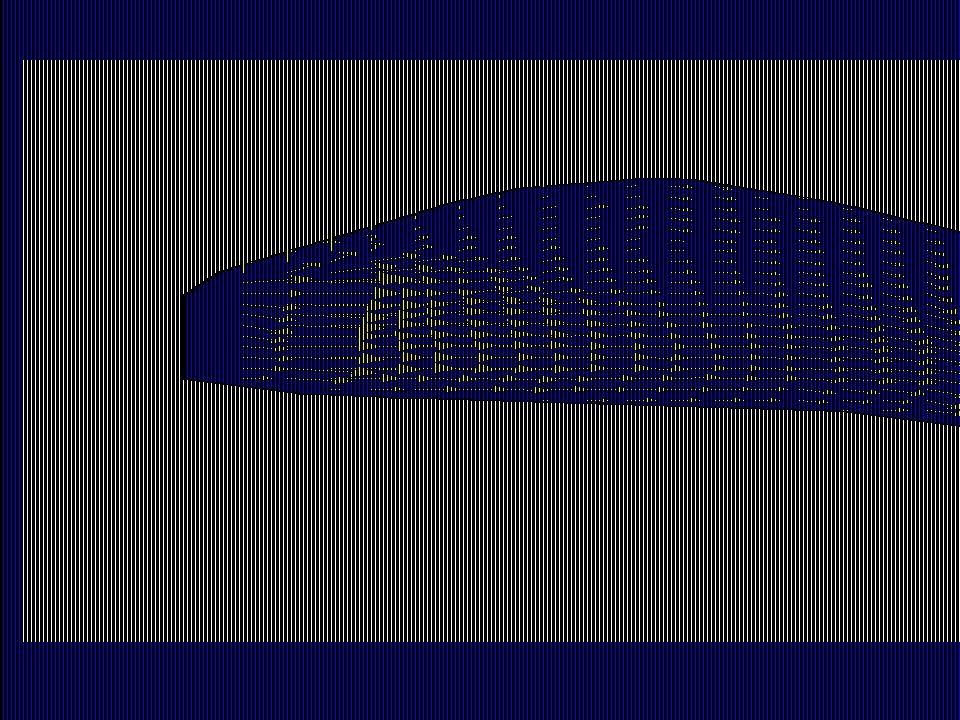          )()( )( cvh y cvh xt ch yx )()( y c Dh yx c Dh x yx            2 2 y c D x c v yx      PERMANENS ELKEVEREDÉS Időben állandósult szennyezőanyag-emisszió Permanens kisvízi vízhozam Állandó sebesség, vízmélység és diszperziós tényezők 2D-egyenlet, mélység menti változás elhanyagolása (sekély folyó) Konvekció áthelyeződik Diszperzió szétterül Kezdeti feltétel: M 0 (x 0, y 0 ) - emisszió Peremfeltétel:  c/  y = 0 a partnál