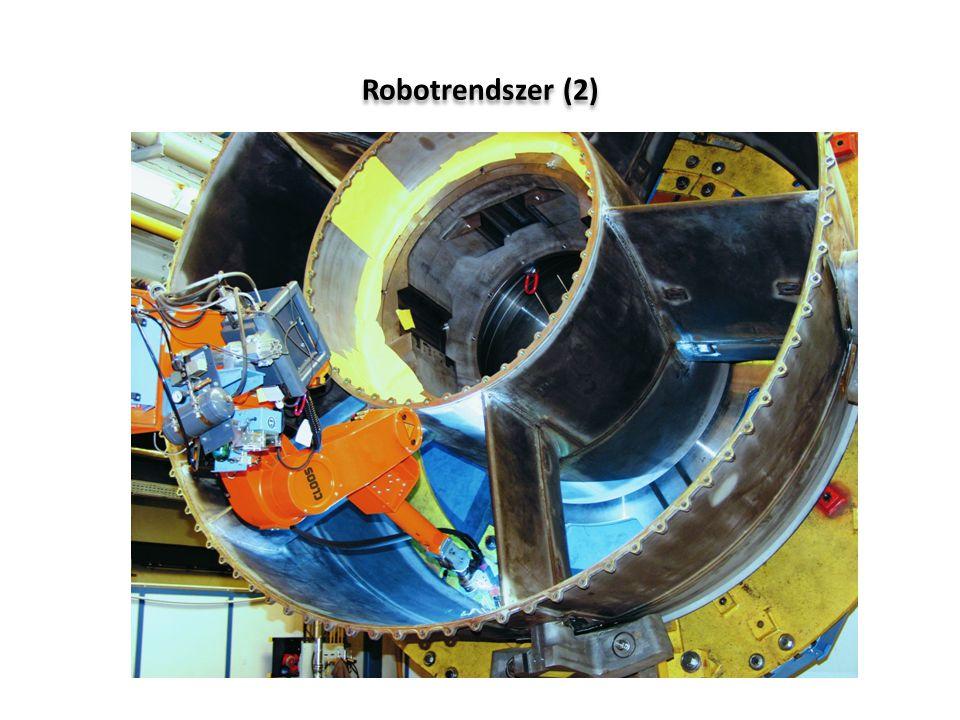 Robotrendszer (2)