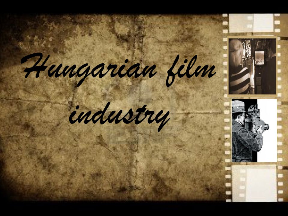 Hungarian film industry