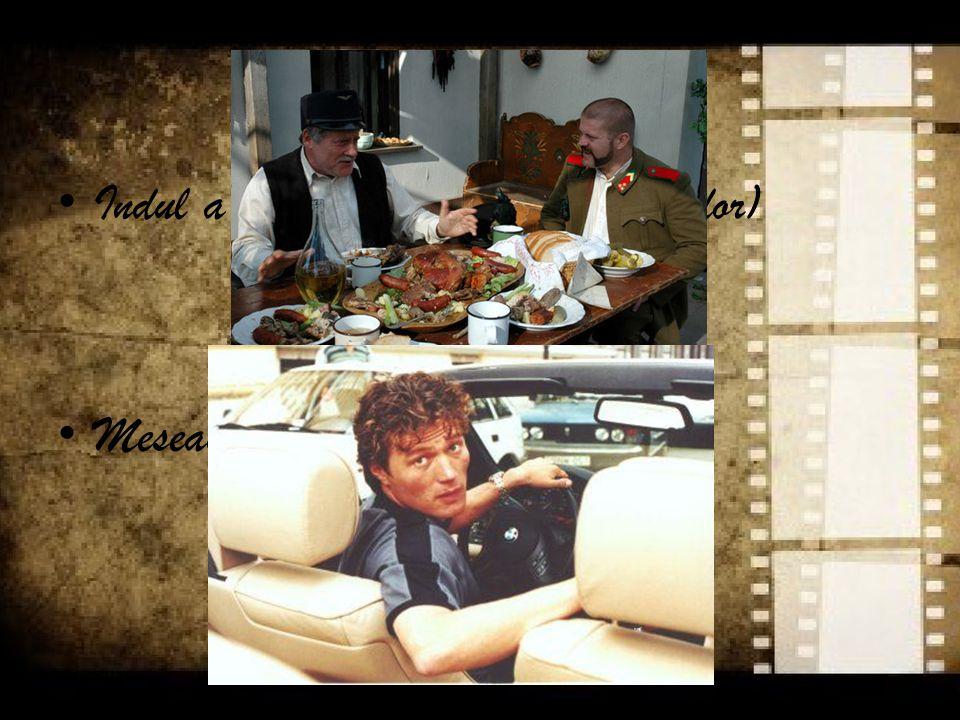 Movies Nowdays Indul a Bakterház (Mihályfi Sándor) Meseautó (Kabay Barna)