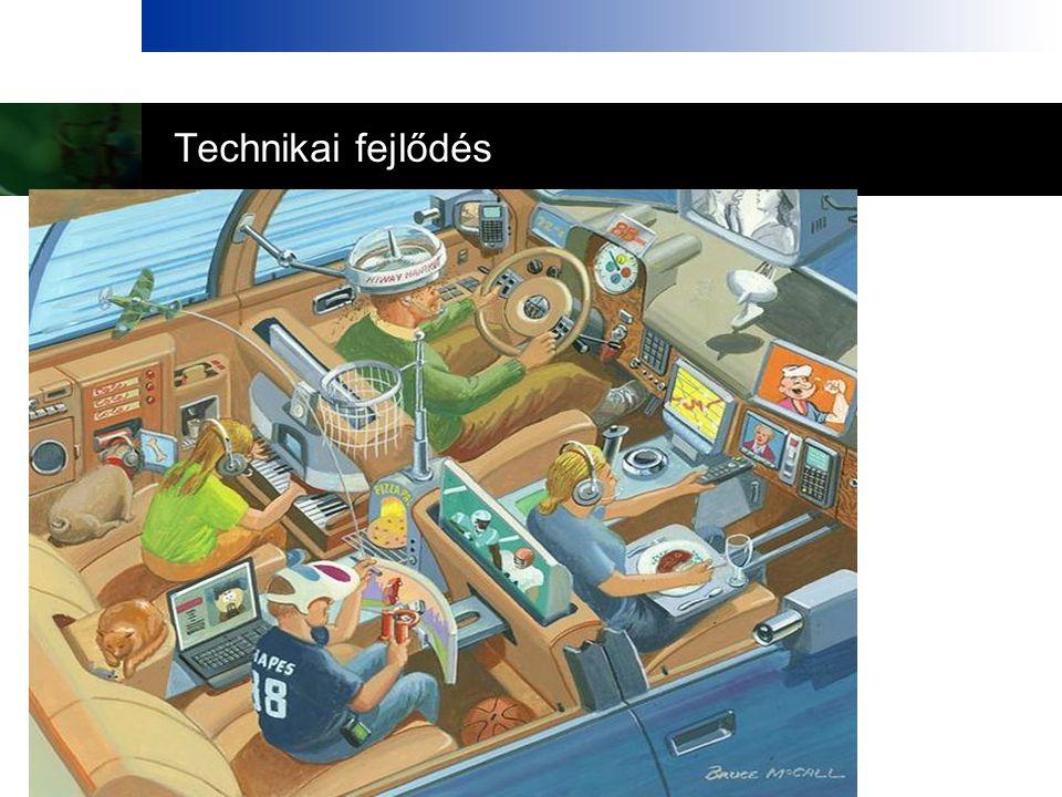 Technikai fejlődés