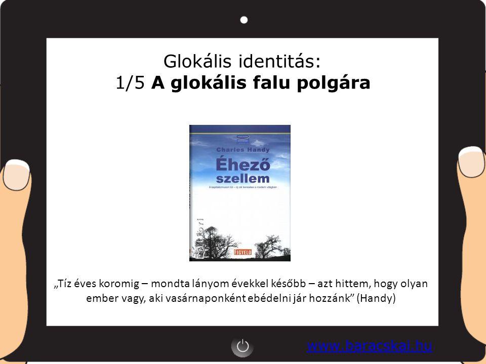 www.baracskai.hu A legtöbb ember egy szervezetben úgy végzi el a feladatait, hogy a szabályok egy jól meghatározott csoportját követi, amelyek egy részét, mint identitást elfogadja.