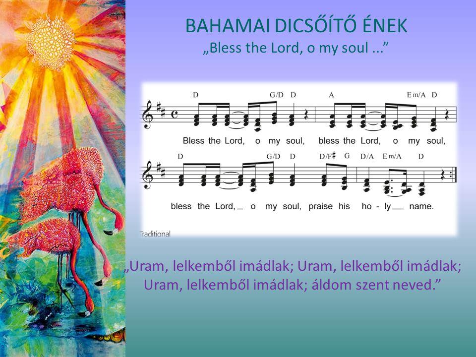 MINDANNYIAN: Üdvtörténet Istene...Egy asszony Grand Bahama szigetéről:...