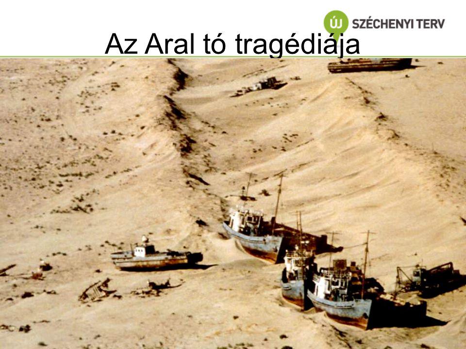 Az Aral tó tragédiája