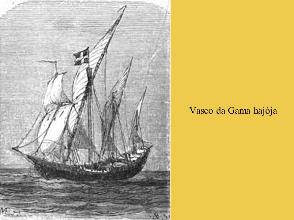 Vasco da Gama útja