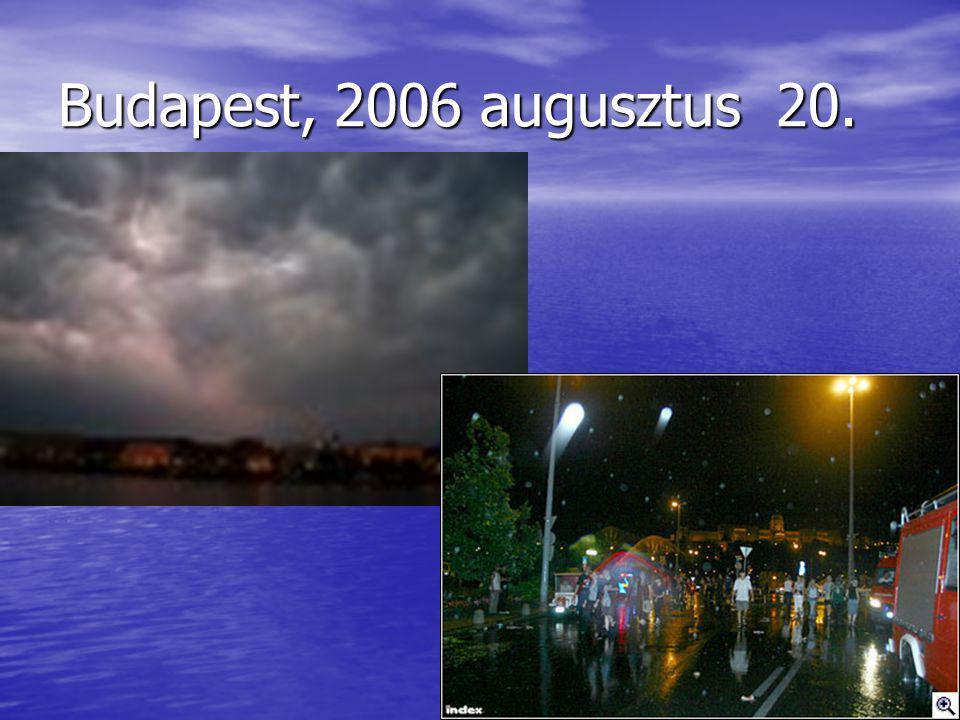 Budapest, 2006 augusztus 20.