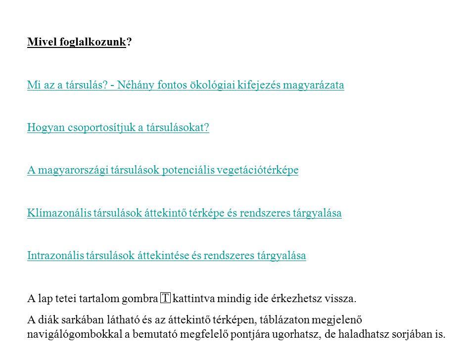 mogyoró fagyal nagy habituskép kecskerágó Erdeink legjellemzőbb cserjéi 2. T