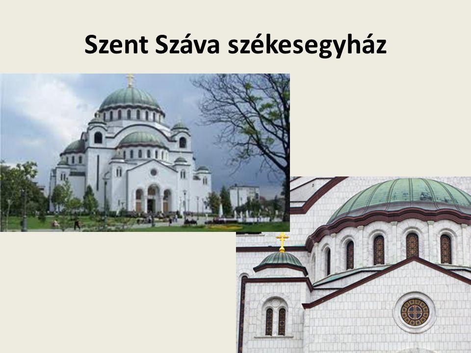 Szent Száva székesegyház