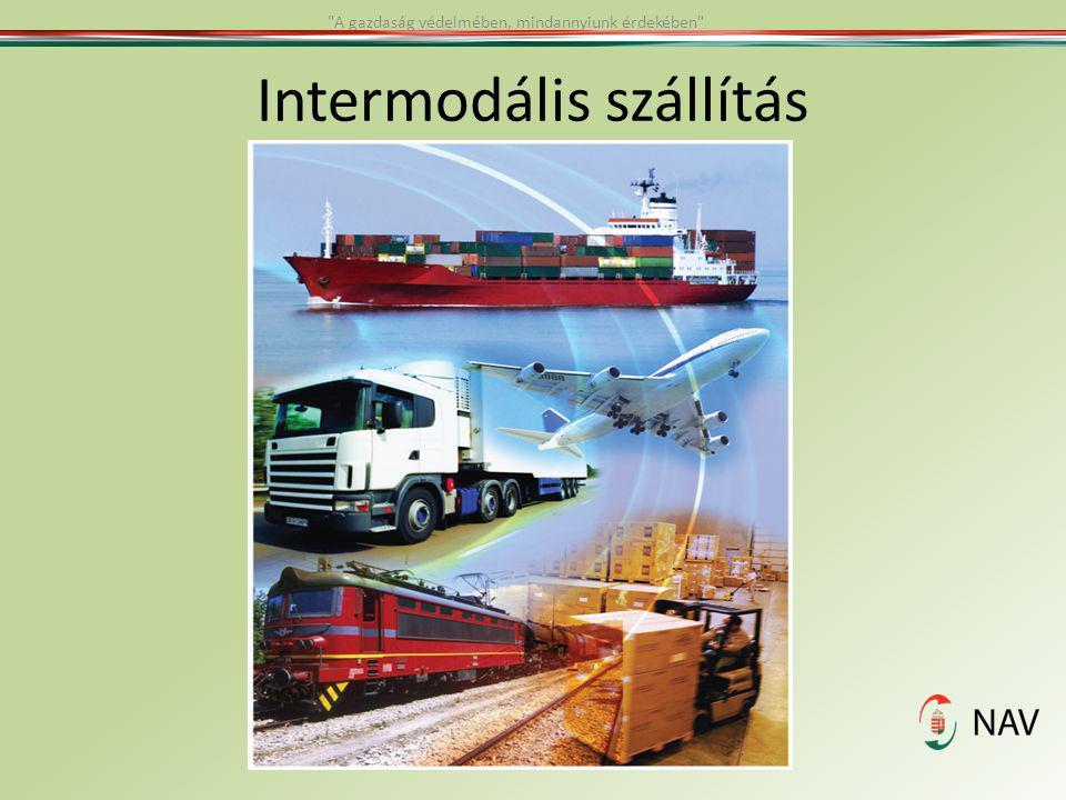 Intermodális szállítás