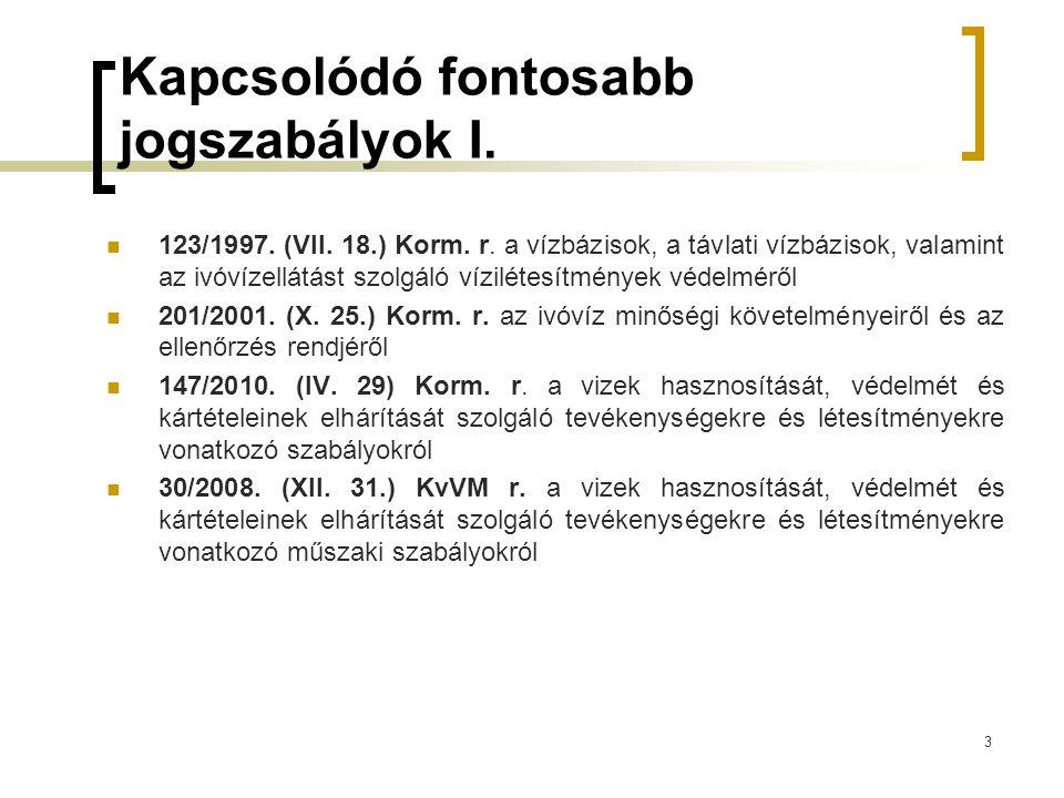 Kötelező irodalom Kapcsolódó jogszabályok www.magyarorszag.hu www.magyarorszag.hu Dr.