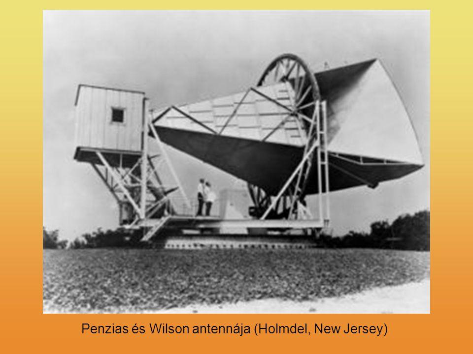 Penzias és Wilson antennája (Holmdel, New Jersey)