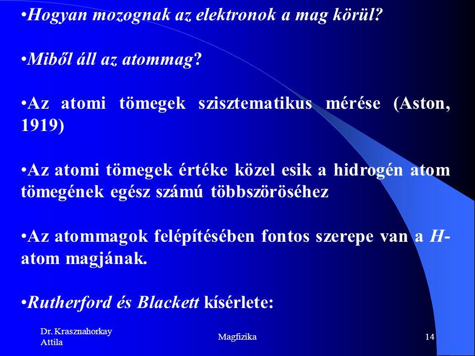 Dr. Krasznahorkay Attila Magfizika13