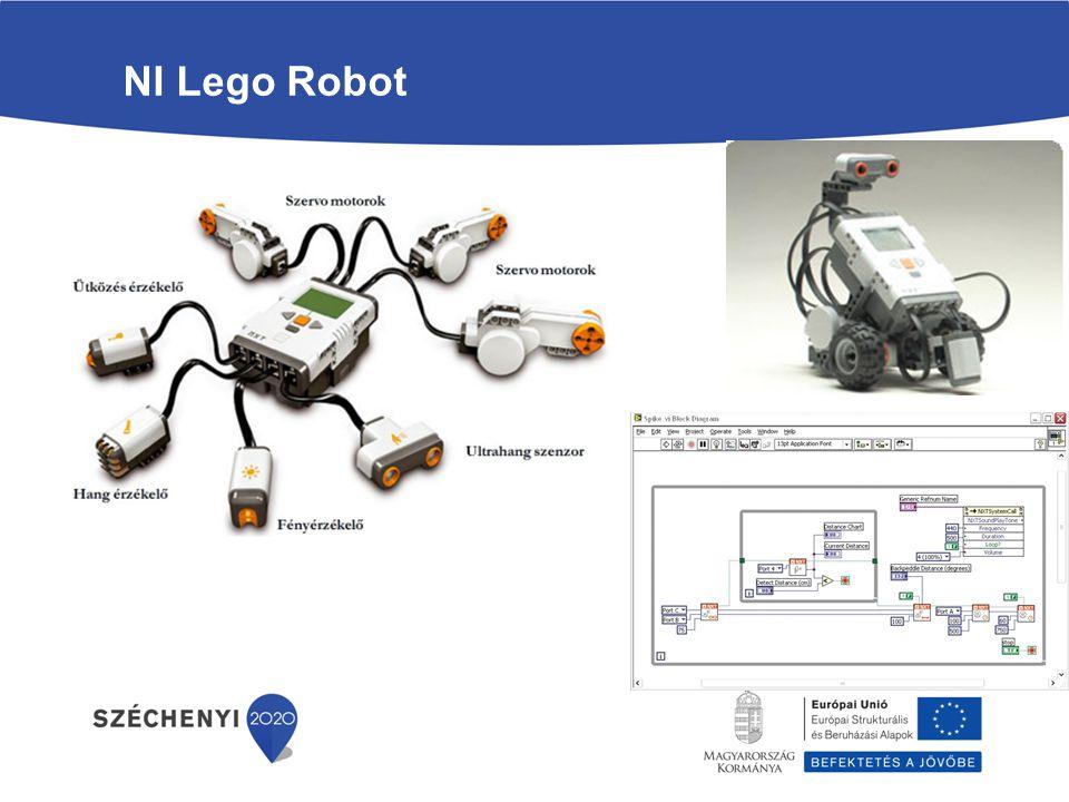 NI Lego Robot
