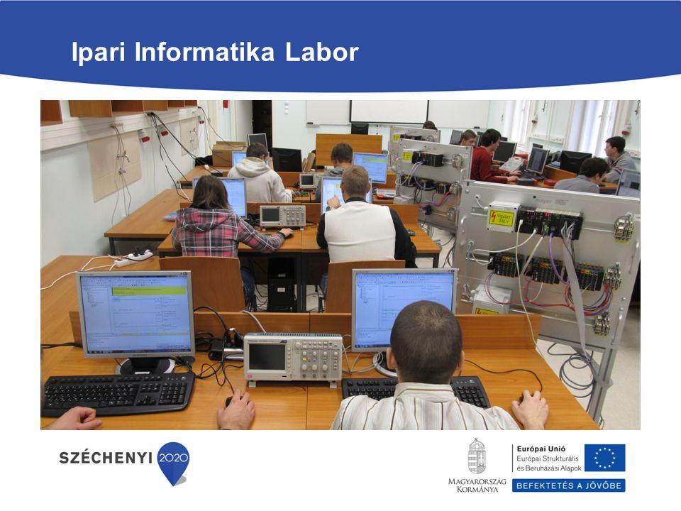 Ipari Informatika Labor