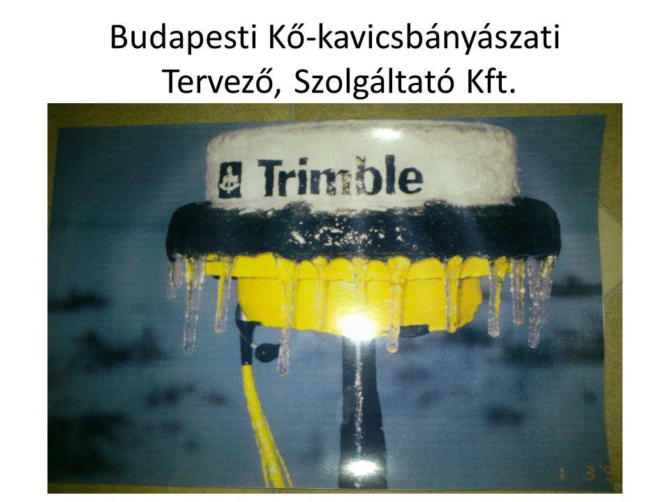 Budapesti Kő-kavicsbányászati Tervező, Szolgáltató Kft.
