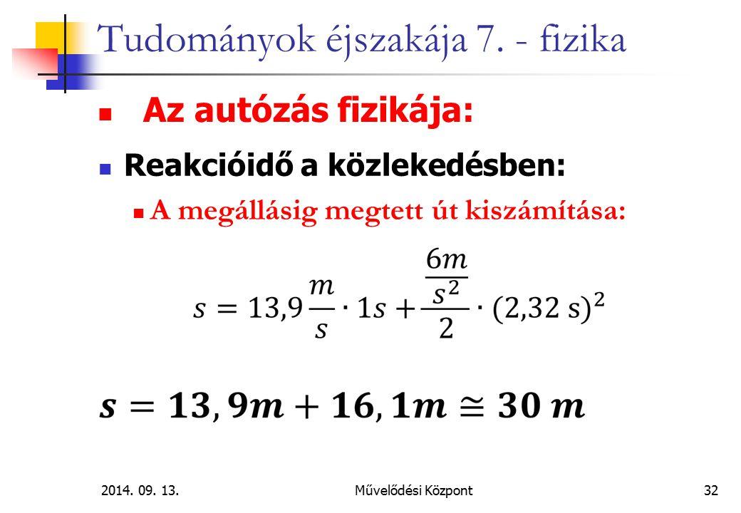 2014.09. 13.Művelődési Központ32 Tudományok éjszakája 7.
