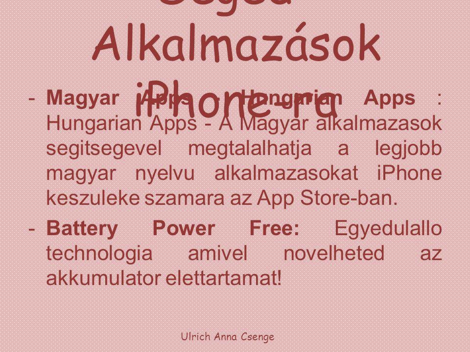Segéd- Alkalmazások iPhone-ra -Magyar Apps - Hungarian Apps : Hungarian Apps - A Magyar alkalmazasok segitsegevel megtalalhatja a legjobb magyar nyelv