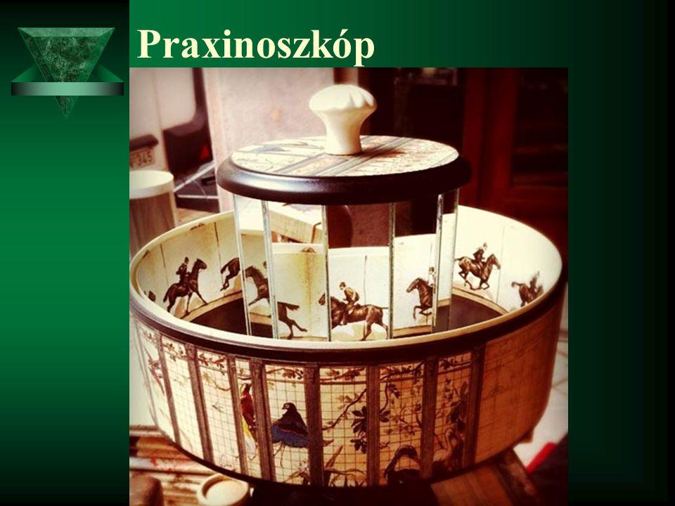 Praxinoszkóp