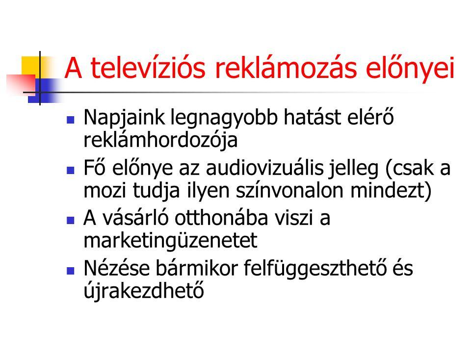 A reklámfilm előzetes válogatáshoz készített anyagai Szinopszis: rövid szöveges összefoglaló Forgatókönyv: pontos szöveg, helyzetek részletes bemutatása és a technikai utasítások jelenetek szerint Stoyboard: jeleneti képekkel illusztrált részletes forgatókönyv (képes forgató-könyv) Animatics: egy leegyszerűsített reklámfilm, ahol mozgásos animációval, hangokkal szemléletesen mutatják be a készítendő filmet