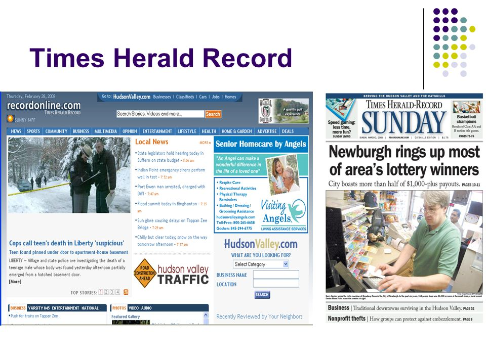 Times Herald Record