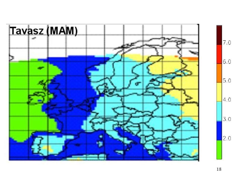 17 Hőmérsékletváltozás (~2070, °C)
