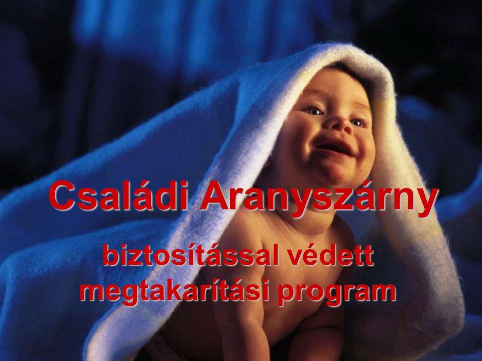 Ha új gyermek érkezik az családba lehetőség van a szerződésbe őt is beléptetni!